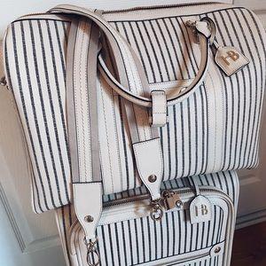 BRAND NEW Henri Bendel Luggage Set